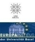 Logo Universität Basel Master  MAS in European Integration